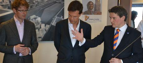 Aftrap campagne met Mark Rutte