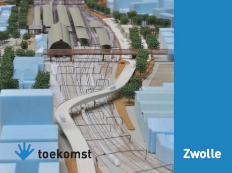 Perspectiefnota: trots op alle Zwollenaren die werk vonden, ligt nog grotere ambitie