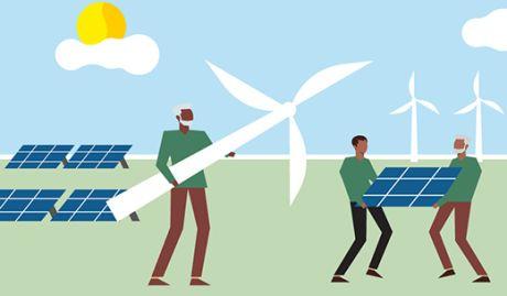 Een realistische en haalbare energiestrategie