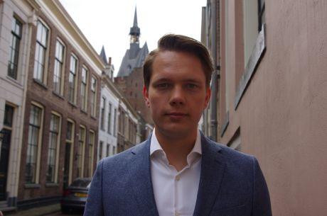 VVD Zwolle kiest Johran Willegers als nieuwe fractievoorzitter