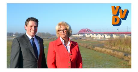 Een stem voor een Zwollenaar in het waterschap is een stem voor lage lasten